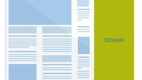 banner ad size