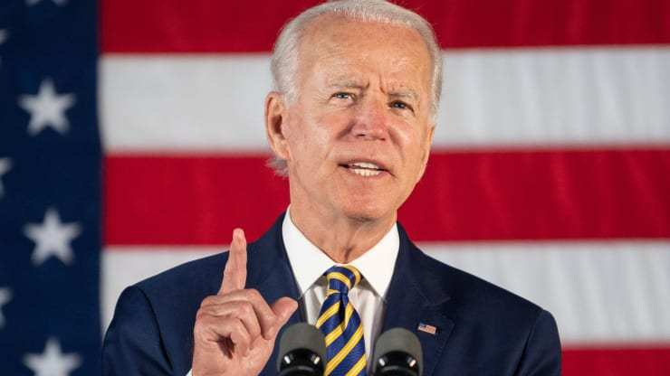 Joe Biden Muslim votes