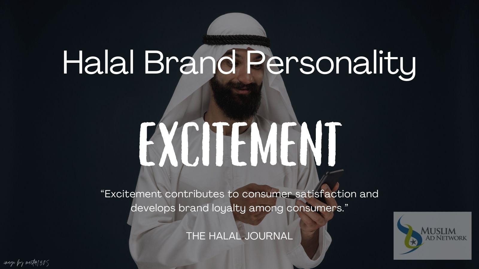 halal brand personality