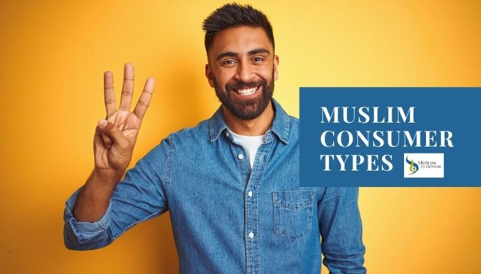 Types of Online Muslim Consumers