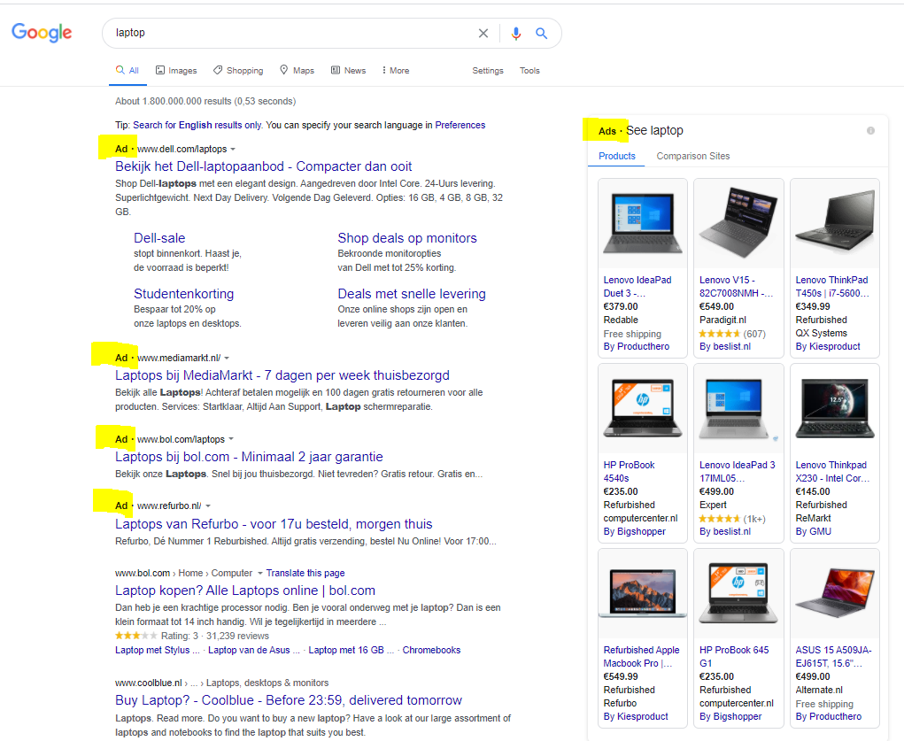 Google Ads is saturated - Muslim Ad Network
