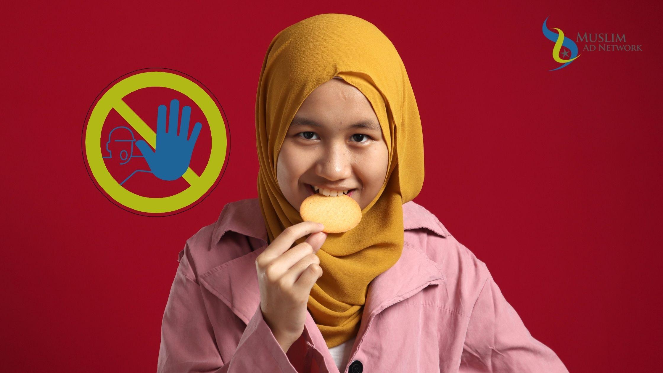Muslim advertising through 3rd party cookies